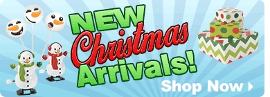 NEW Christmas Arrivals - Shop Now