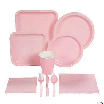 Light Pink Tableware