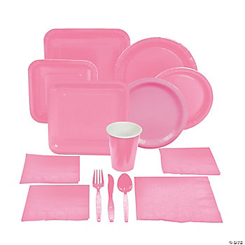 Candy Pink Tableware