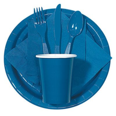 Blue Party Supplies