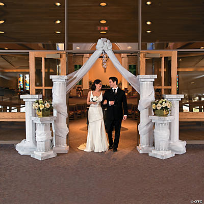 Pictures Of Wedding Columns 76