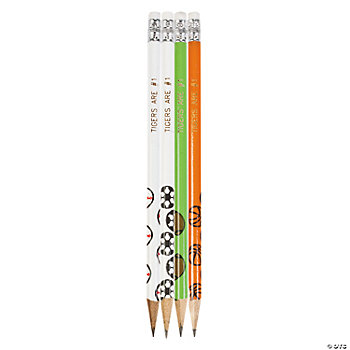 Personalized Sports Pencils