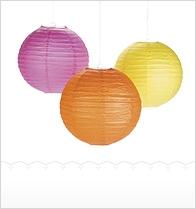 Shop Paper Lanterns