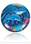 Dolphin Birthday Party Supplies