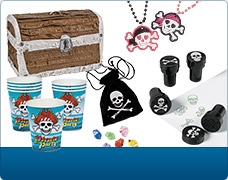 Shop Pirate Party Supplies