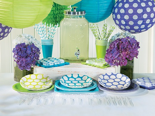 Party Tableware & Decor