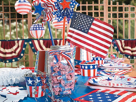 Patriotic Party Supplies