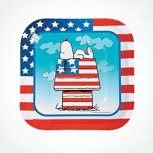 Patriotic Peanuts