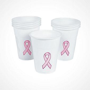 Pink Ribbon Tableware