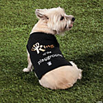 """King of the Playground"" Boy's Dog Shirt - XS"