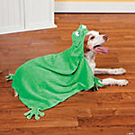 Hooded Pet Towel - Frog