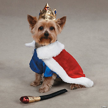 ROYAL PUP COSTUME - SM