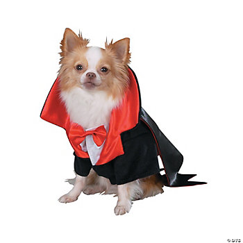 Dogicula Dog Costume