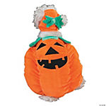 PUMPKIN POOCH COSTUME - MD