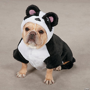 PANDA PUP COSTUME - MD