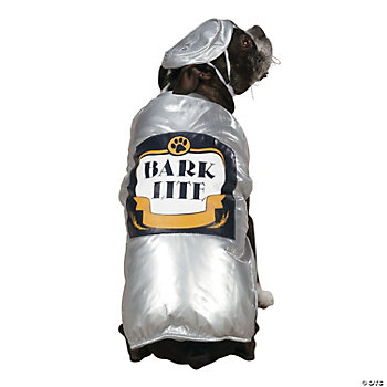 BARK LITE DOG COSTUME - SM