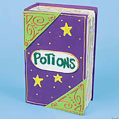 Memory Box Potions Book Idea