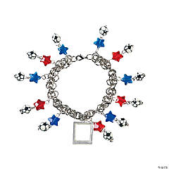 All Star Bead Bracelet Idea