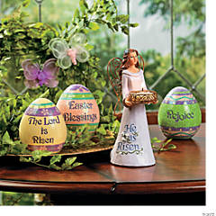 Easter Blessings Abound Display