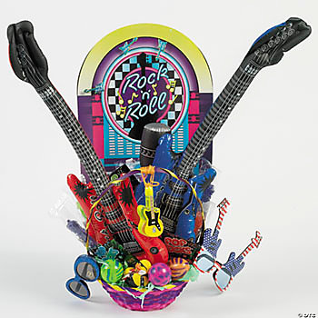 Rock Star Easter Basket