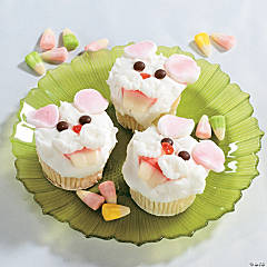 Bunny Teeth Cupcake