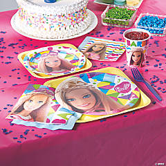 Barbie All Doll'd Up Party Supplies