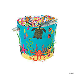 Under the Sea Treasure Chest Idea
