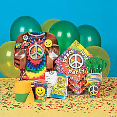 Groovy '60s Party Supplies
