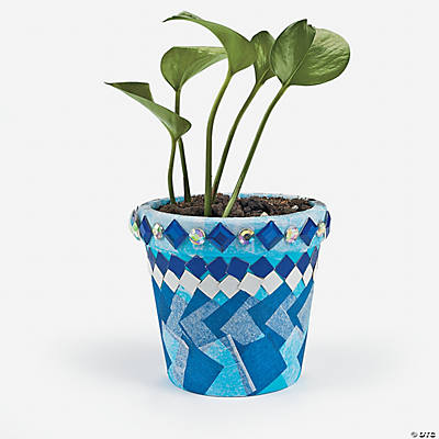 Winter  Flowerpot Idea