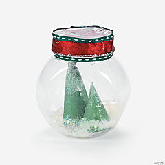 Winter Jar Idea