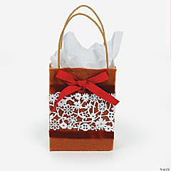 Christmas Craft Bag Idea
