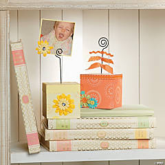 DIY Spring Photo Blocks Idea