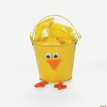 Spring Chick Party Bucket