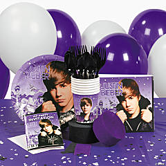 Justin Bieber Party Supplies
