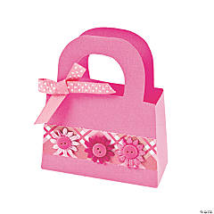 Pink Purse Treat Box Idea