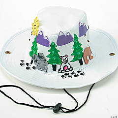Outdoor Adventure Hat Idea