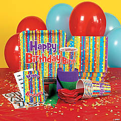 Milestone Birthday Party Supplies