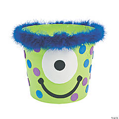 Monster Bucket Idea
