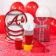 MLB® Atlanta Braves™ Party Supplies