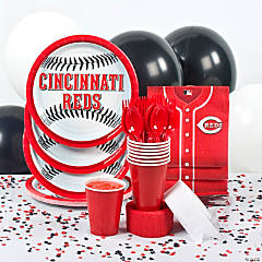 MLB® Cincinnati Reds™ Party Supplies