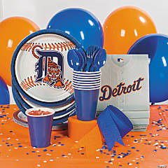 MLB® Detroit Tigers™ Party Supplies
