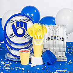MLB® Milwaukee Brewers™ Party Supplies