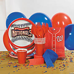 MLB® Washington Nationals™ Party Supplies