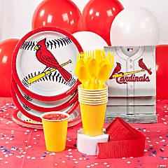 MLB® St. Louis Cardinals™ Party Supplies