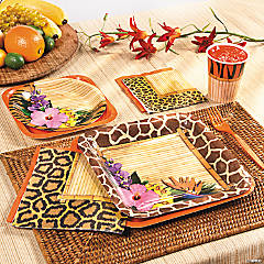 Paradise Safari Party Supplies