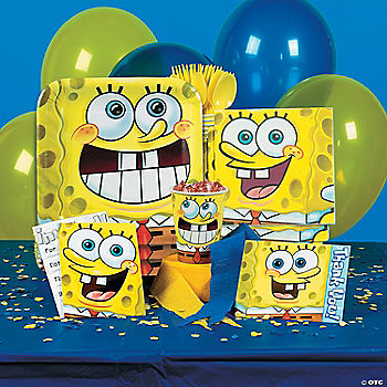 SpongeBob SquarePants™ Classic Basic Party Pack