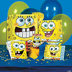 SpongeBob Squarepants Classic Party Supplies