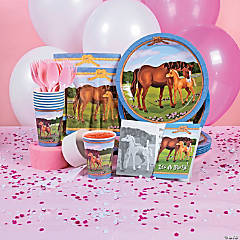 Mare & Foal Party Supplies