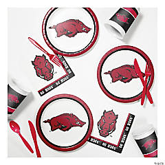 NCAA™ Arkansas Razorbacks® Party Supplies