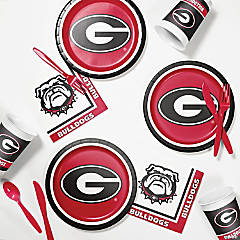 NCAA™ Georgia Bulldogs® Party Supplies